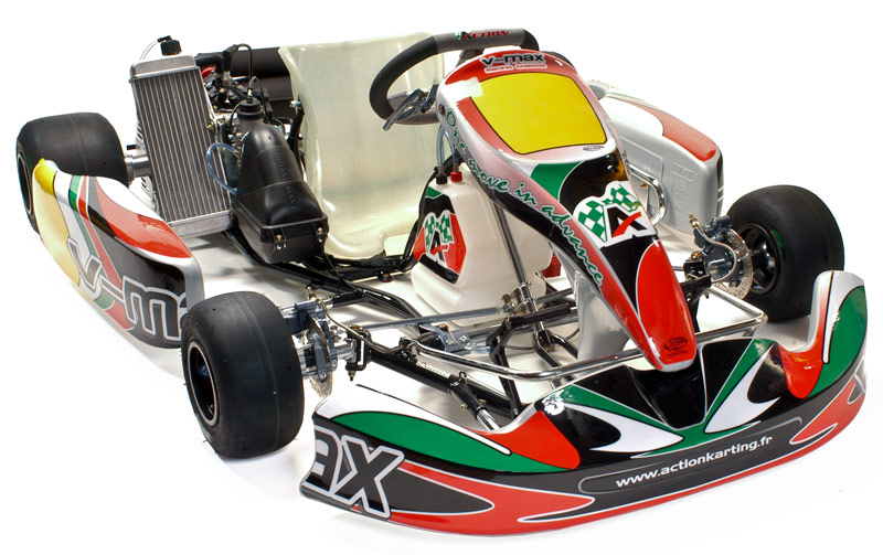 karting rotax loaction