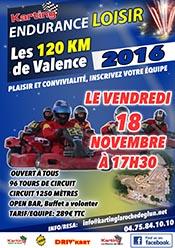 endurance Loisir karting