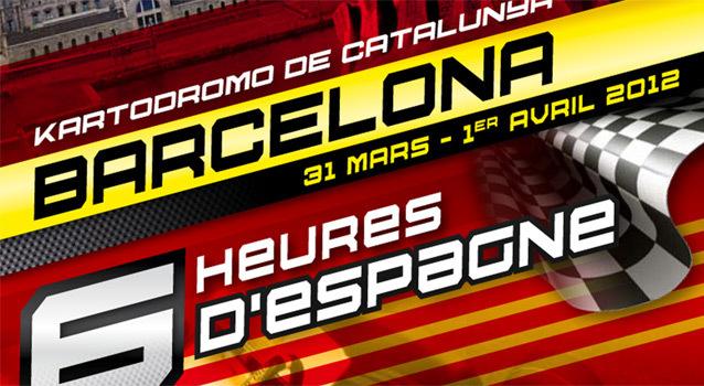 AAD 6H Espagne Intrepid kart
