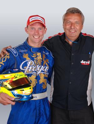Bas Lammers et Serge Riou vainqueurs de la Coupe du Monde KZ1