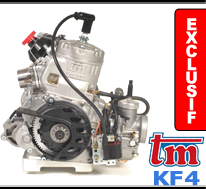 Moteur kart TM KF4 125