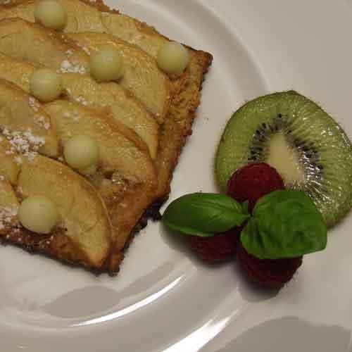 Tarte fines aux pommes